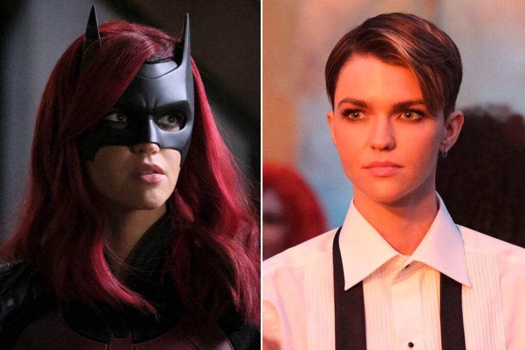 Kate Kane, Bat Woman, CW