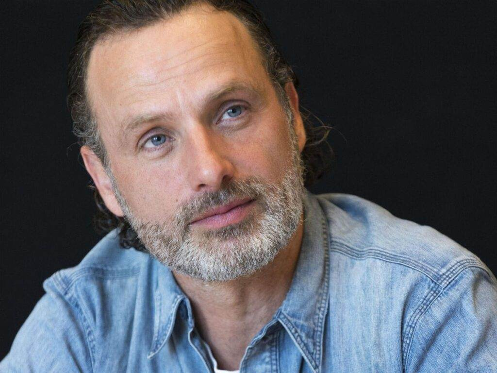 Rick Grimes, Andrew Lincoln, Walking Dead