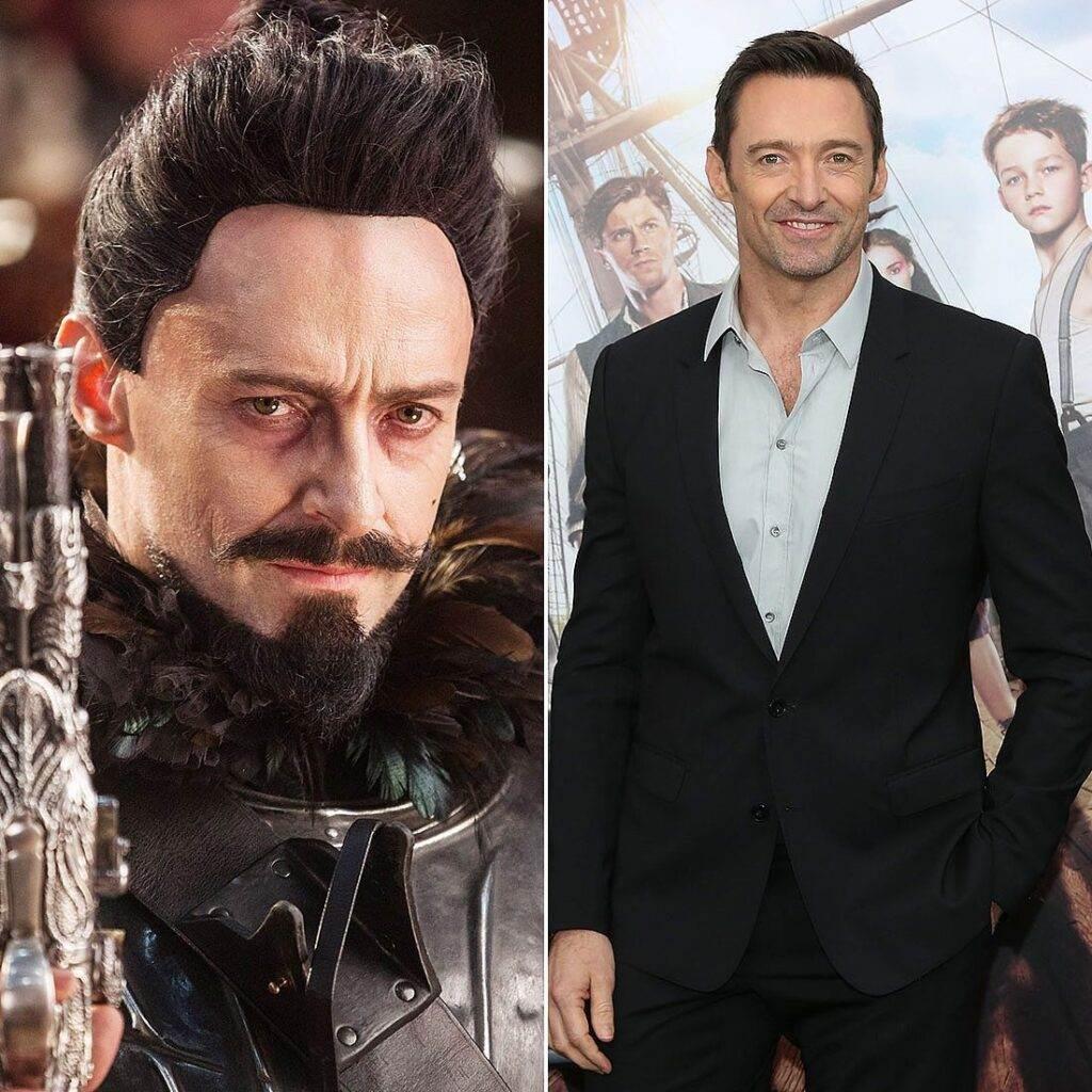 Pan, Blackbeard, Warner Brothers