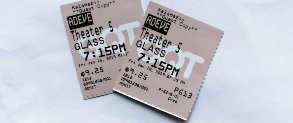 AMC, Movie Tickets