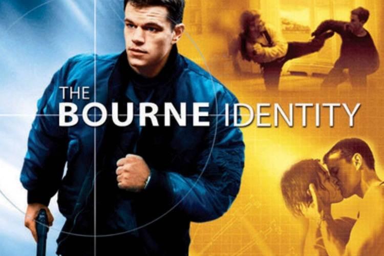 Matt Damon, The Bourne Identity, The Bourne Supremacy, The Bourne Ultimatum, The Bourne Legacy, Jason Bourne